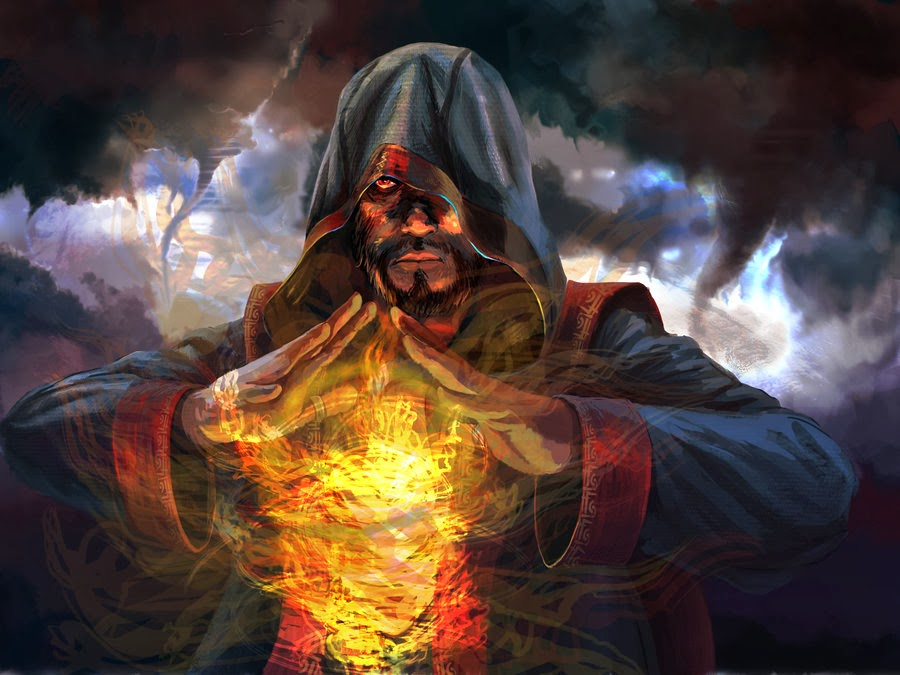 D&D 5E – Spellcasting and Calculating CR – Blog of Characters